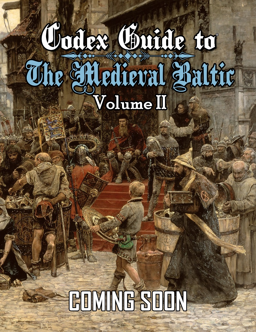 Codex Guide to the Medieval Baltic Volume 2