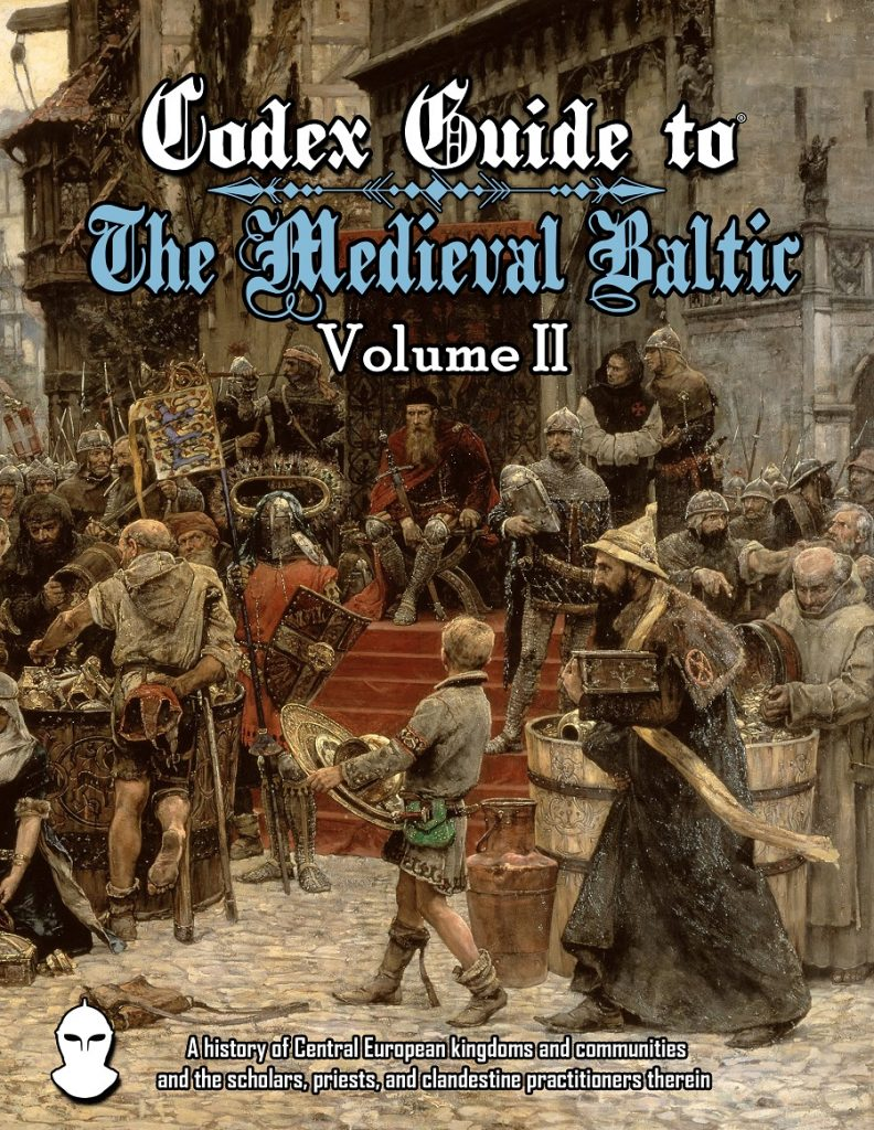 Codex Guide to the Mediedval Baltic Vol 2